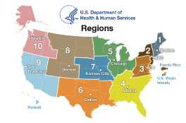 Regional map of ATTC
