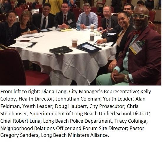 10-person LB delegation