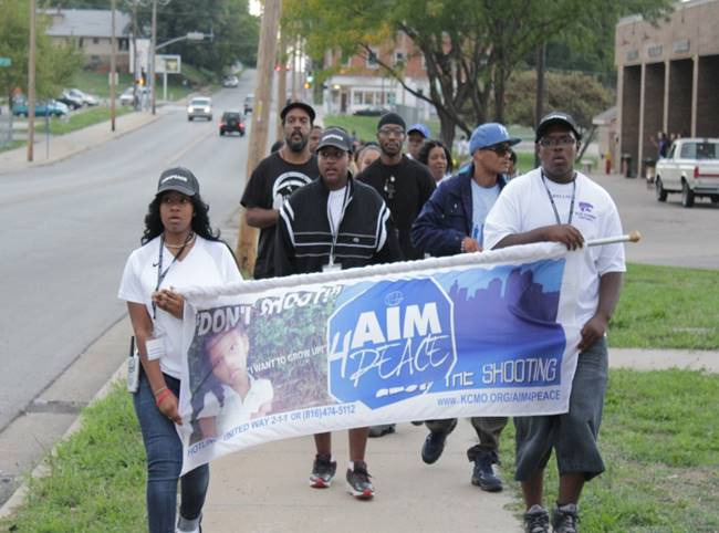 Aim4Peace March