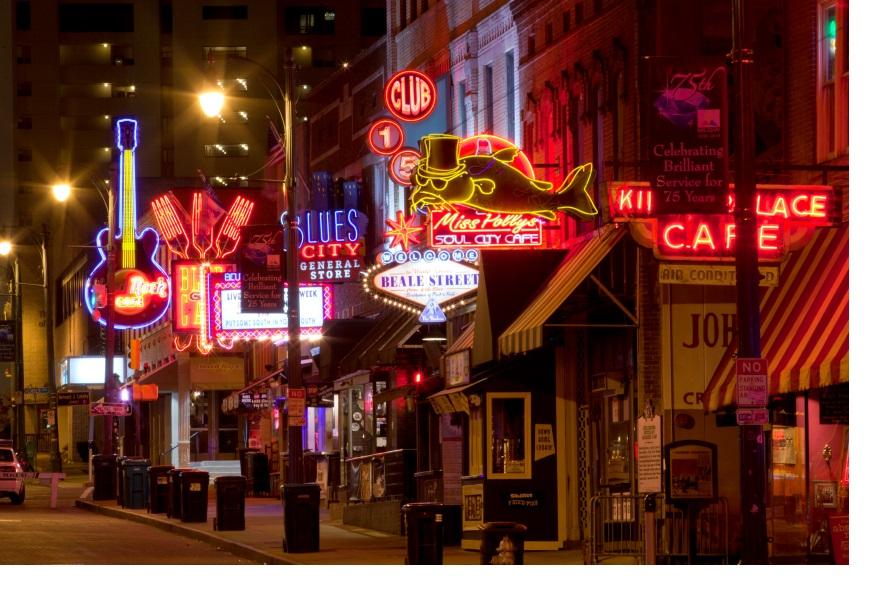 Memphis Lights